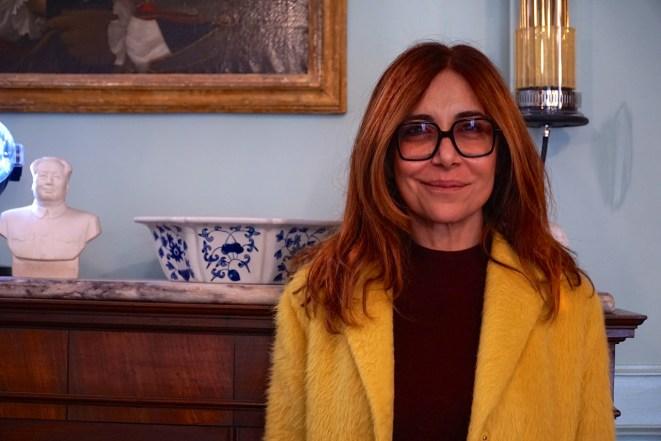 'Gusto ristorante a Roma la proprietaria Alessandra Marino
