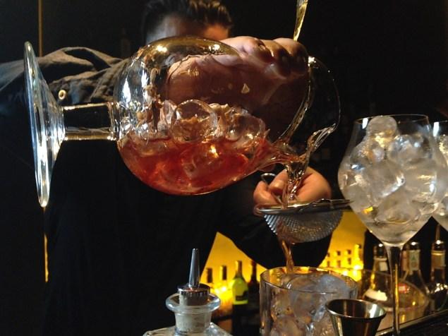 Roman Luxus Hotel-Yugo-fusion bar-largo Angelicum 2-Anthony Genovese