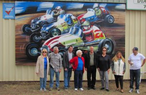 Midget Car Race
