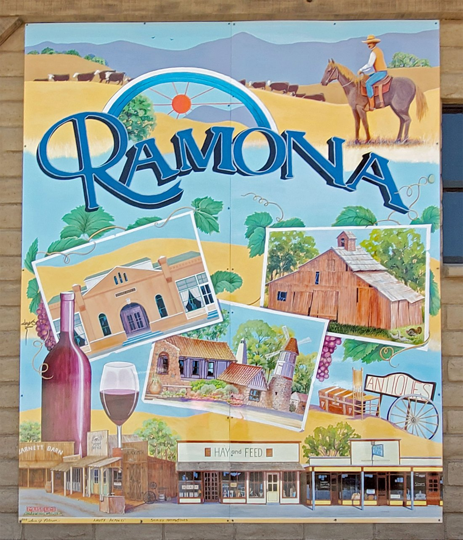 The Ramona Mural