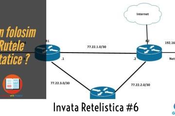 cum folosim rutele statice invata retelistica