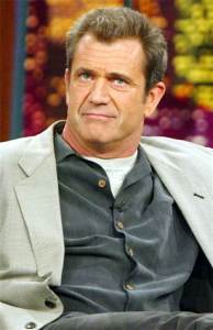 Mel Gibson Breaks Hollywood's 10 Commandments