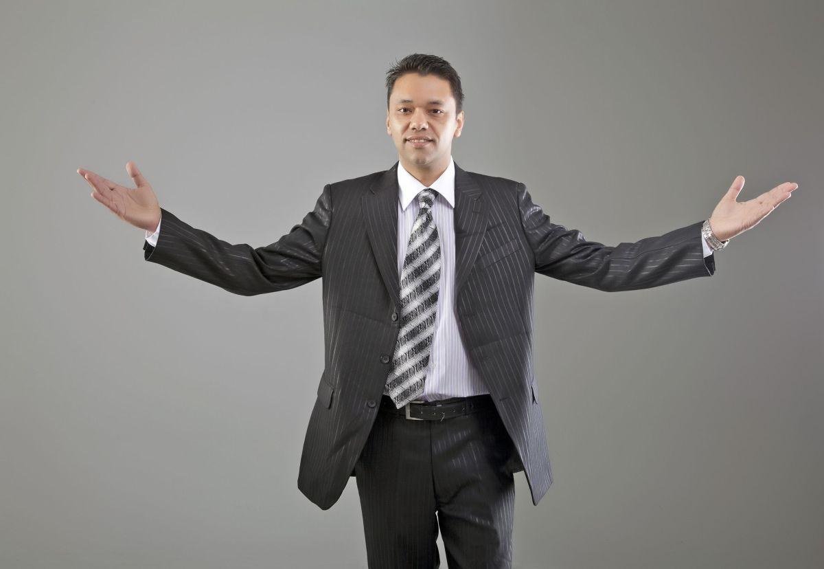 Ramon Thomas Motivational Speaker