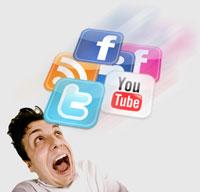 Social Media is not Social Interaction