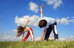 childhood exercise good health