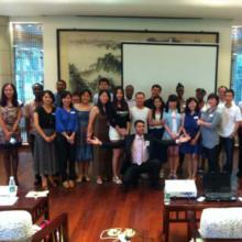 Ningbo University Toastmasters club China District 85