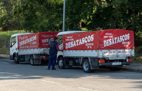 Empresa de Desatascos y Limpiezas integrales en Lugo