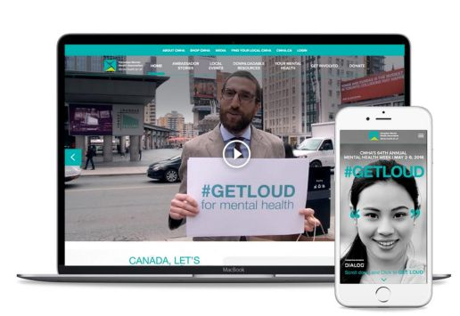 Marketing Federations: CMHA - Get Loud