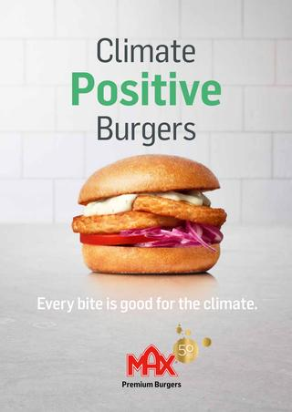 max burgers @ sustainable brands 2018 vancouver