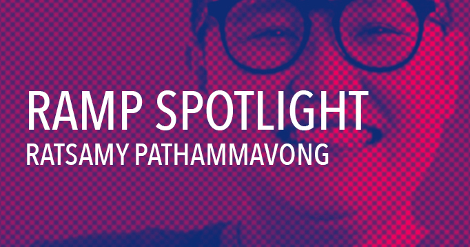 SPOTLIGHT: RATSAMY, MANAGER OF BIZ DEV & PARTNERSHIPS
