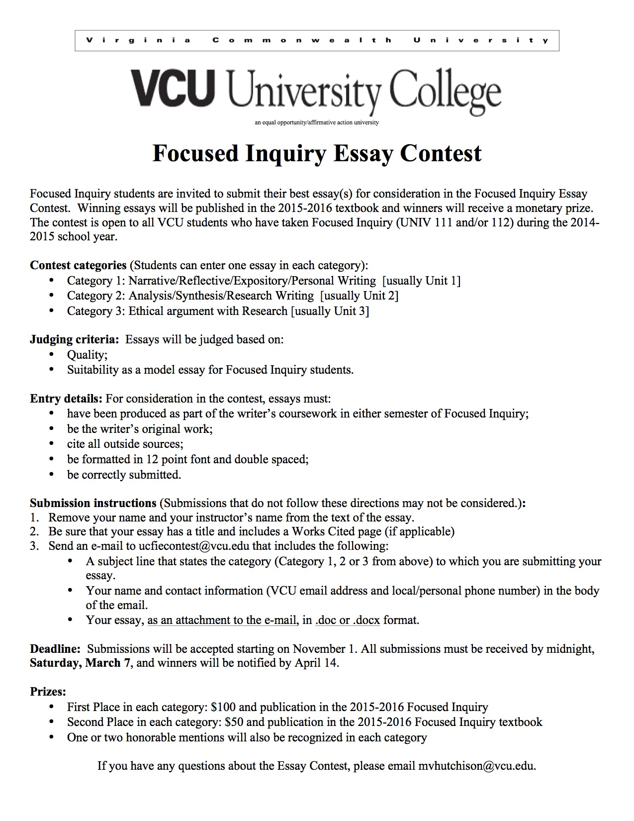 good housekeeping essay contest What qualifies a good essay by submitting your essay to this contest, you agree that you give permission to the fountain to publish it in any medium.