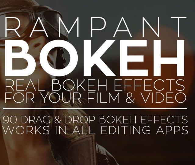 Rampant Studio Bokeh Rampant Design