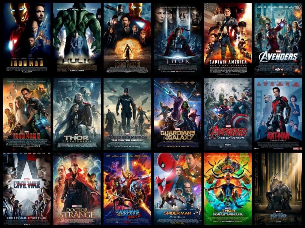 Liste des films de l'univers cinématographique …