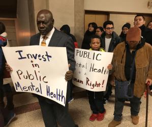 Chicago Needs Treatment not Trauma