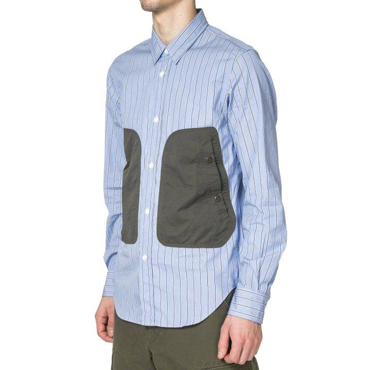 Comme-des-Garcons-HOMME-Cotton-Broad-Strip-Cotton-Polyester-Canvas-Shirt-Blue-White-Khaki-3_2048x2048
