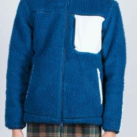 DESCENTE fleece: ideal for the great indoors