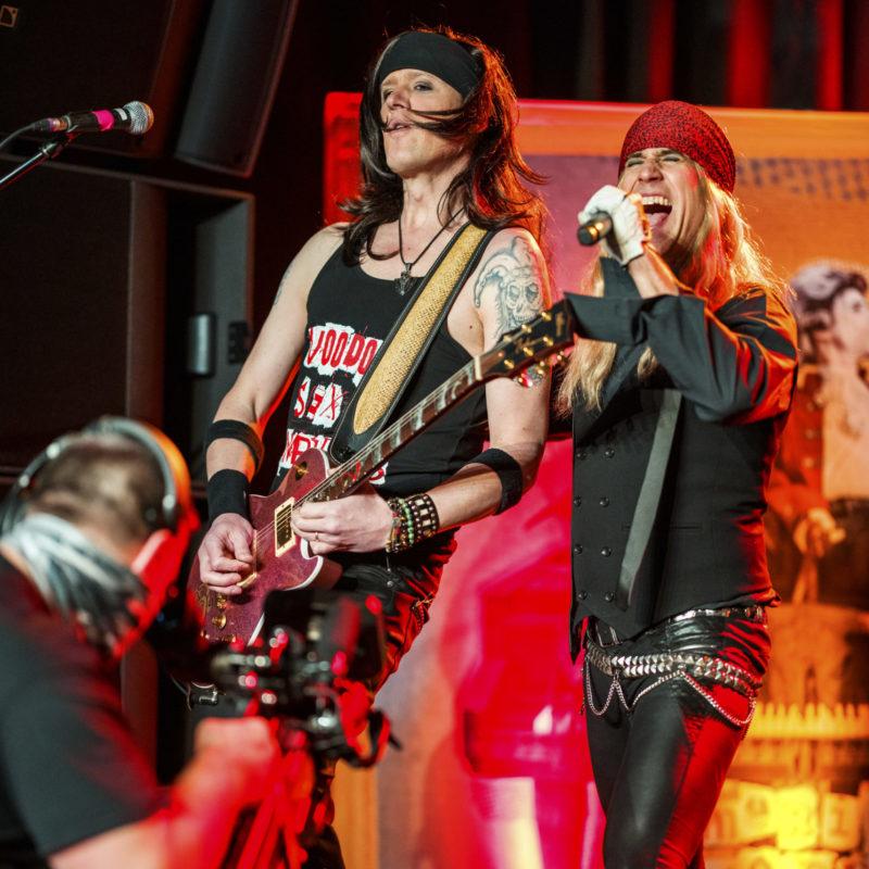 Rampensau on Tour John Diva & the Rockets of Love