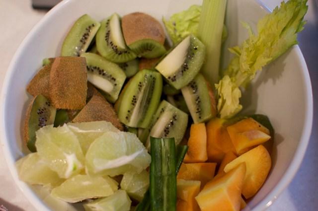 green juice raw