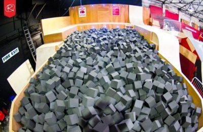 Rampworx Liverpool Foam Pit 9