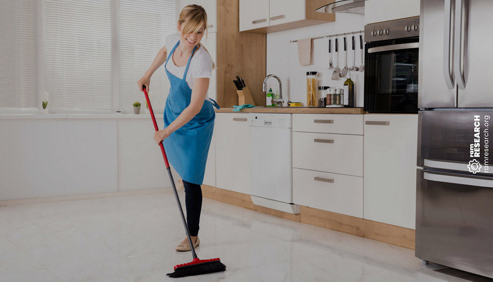 Top 5 Best Brooms For Tile Floors 2018 Protect Clean Efficiently