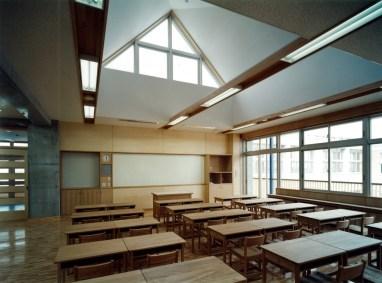 高学年普通教室