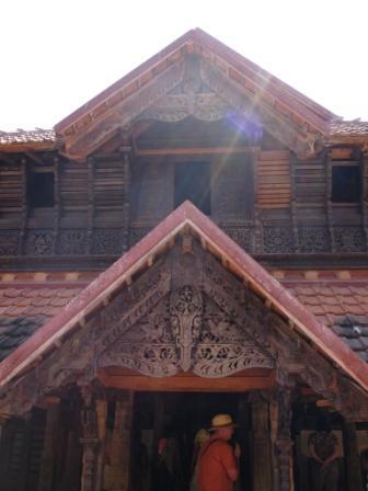 Entrance - Poomukham