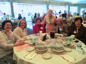 Achievement Day guests included Helen Hodge, Dorothy Verdone, Marge Detweiler, Lori de Vinck and Kathy Mucignat.