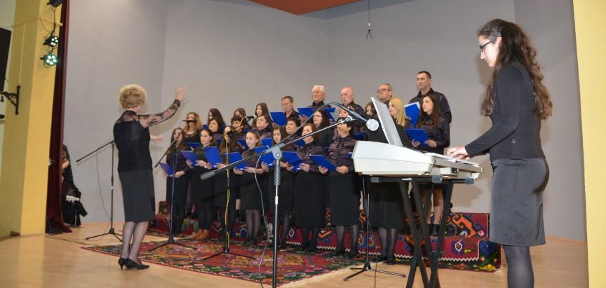 FOTO: Humanitarni Božićni koncert župa Ramskog dekanata