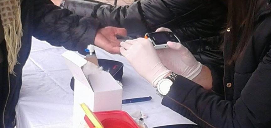 U Prozoru uspješno provedena akcija besplatnog mjerenja tlaka i šećera u krvi