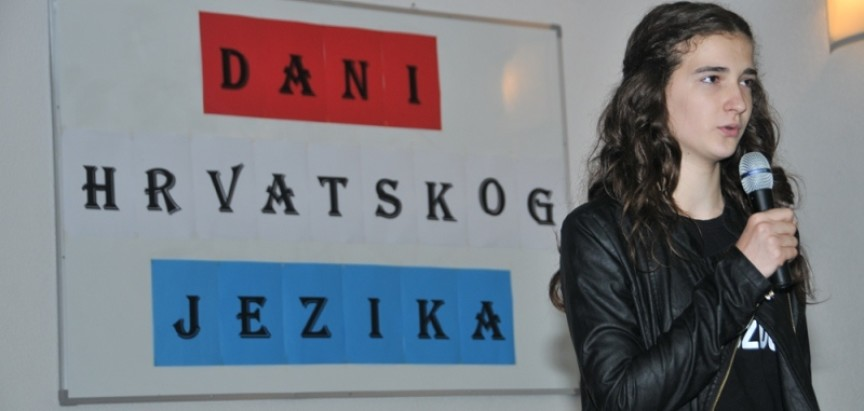 FOTO: Svečano obilježeni Dani hrvatskog jezika u Rami