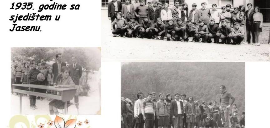 Foto prezentacija: OŠ Ivana Mažuranića Gračac