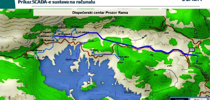 Prezentacija projekta rekonstrukcije i proširenja vodoopskrbnog sustava