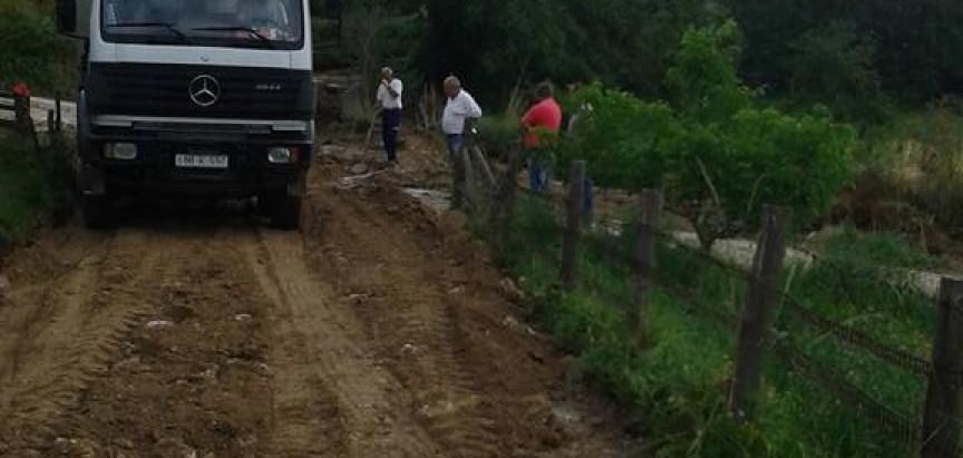 Foto: Radovi u Rumbocima