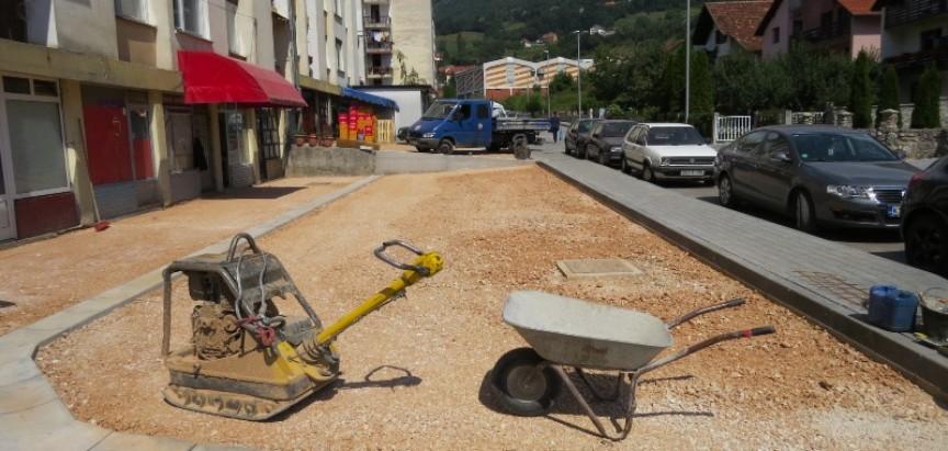FOTO: Radovi u Prozoru u završnoj fazi