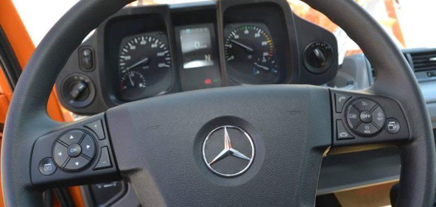 """""""Vodogradu"""" uručeno novo višenamjensko vozilo"""