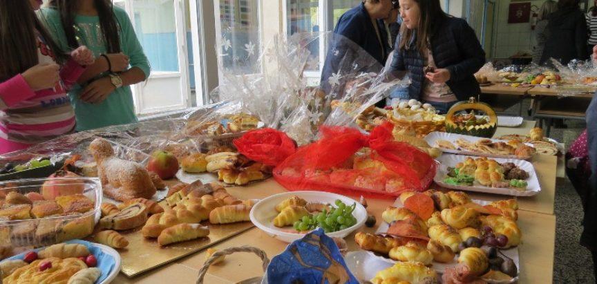 FOTO: Dani kruha u OŠ Marka Marulića Prozor