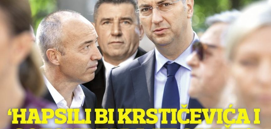 Uhićenja Gotovine i Krstičevića početak su rušenja Plenkovića