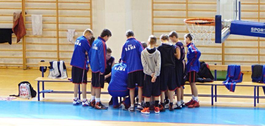 Foto: Košarkaši Rame nadigrali vršnjake iz Ljubuškog