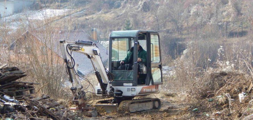Započeli pripremni radovi za nova radna mjesta u Prozoru