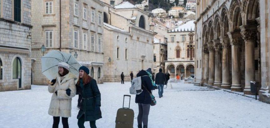 Snježni problemi u Hrvatskoj