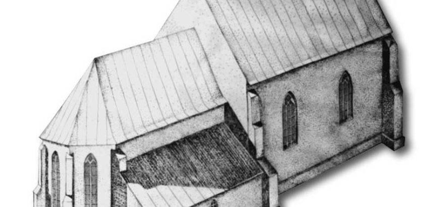Katolička crkva u Bosni od preseljenja biskupa u Đakovo do pada Bosne pod Osmanlije (1252-1463)