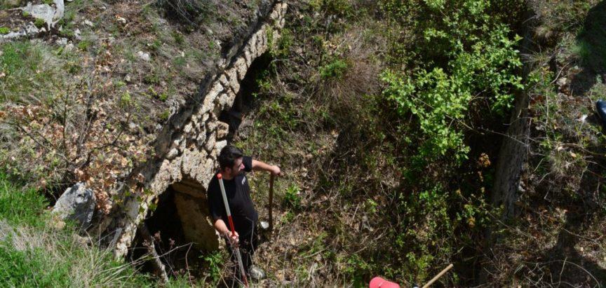 Foto: Nalazište na Gracu datira iz prapovijesti pa sve do 5. stoljeća n.e.