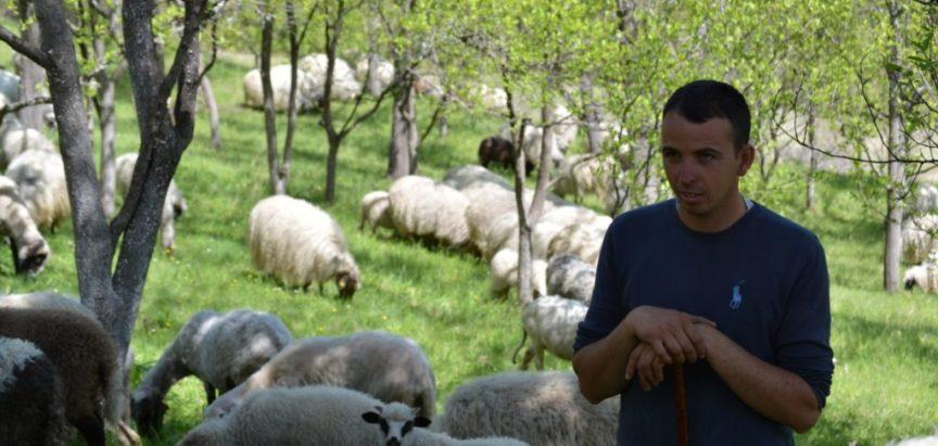 Nakon neplaćenog rada odlučio stvoriti vlastitu farmu