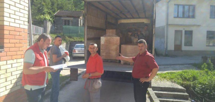 Crveni križ Prozor-Rama podijelit će 25 paketa povodom Ramazanskog bajrama