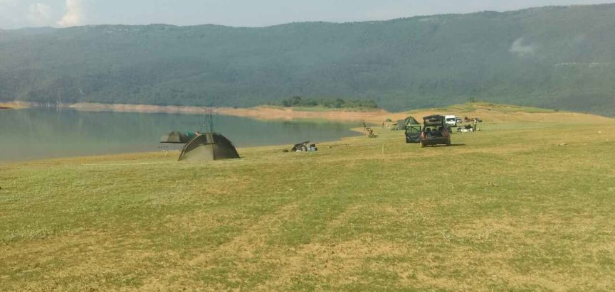 Foto: Danas je na Ramskom jezeru započelo II. kolo u lovu na šarana i amura