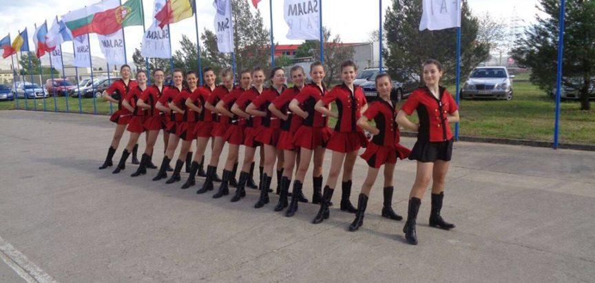 Marita Lovrić ima 17 godina i vodi jedan od najprestižnijih mažoret klubova u BiH