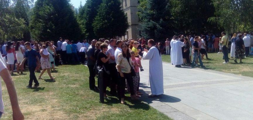 Proslava patrona župe Uznesenja Blažene Djevice Marije Šćit