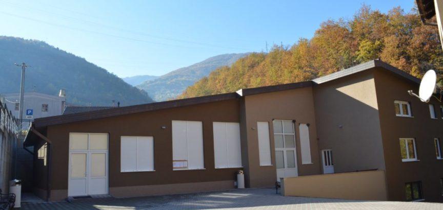 Foto: Obnova crkve Svetog Ante Gračac pri samom kraju