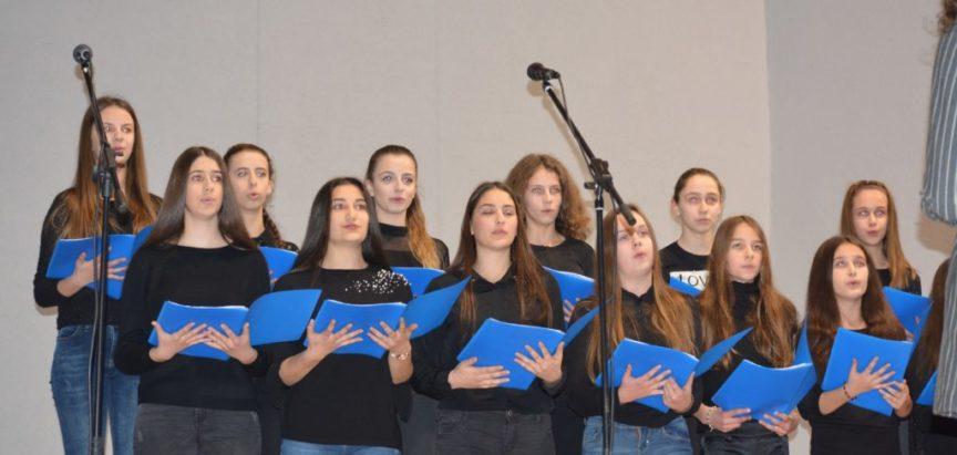 Foto: Božićni koncert zborova župa Ramskog dekanata
