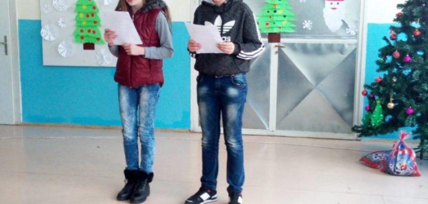 Božićna priredba u OŠ Veselka Tenžere Uzdol